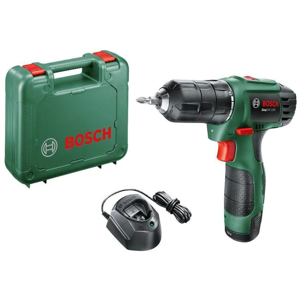 Аккумуляторная дрель-шуруповерт Bosch EasyDrill 1200 06039A210B