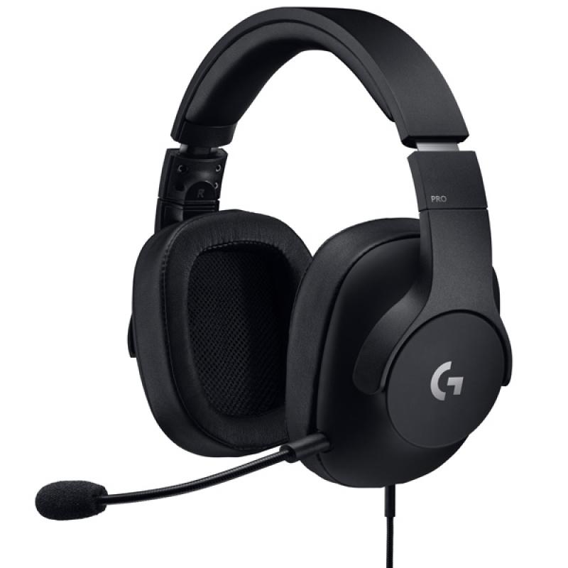 Миниатюра Игровая гарнитура Logitech G PRO X Black (981-000818) №3