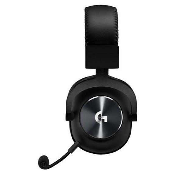 Миниатюра Игровая гарнитура Logitech G PRO X Black (981-000818) №2