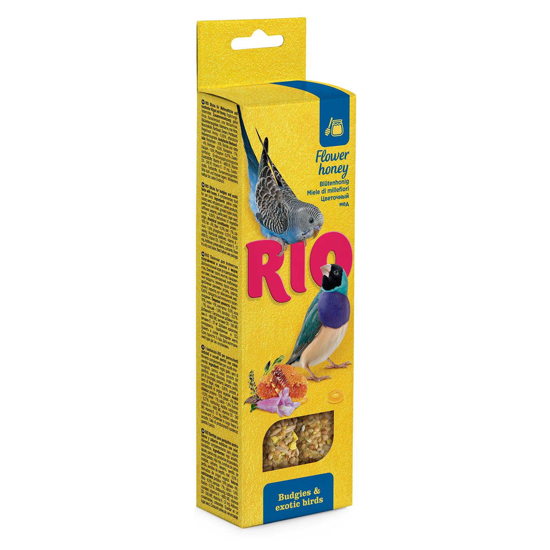 Лакомство для птиц , зерно, мед, 1шт