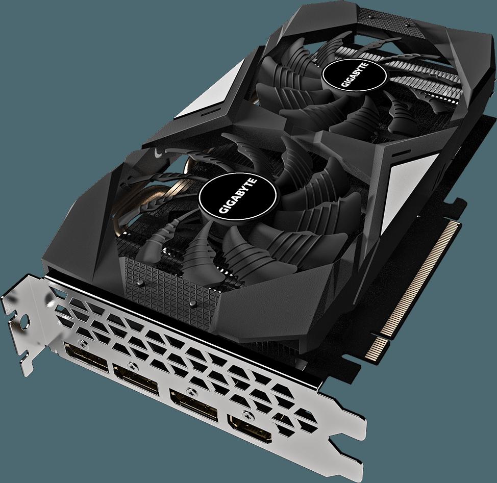 Видеокарта GIGABYTE AMD Radeon RX 5600XT (GV-R56XTWF2OC-6GD)