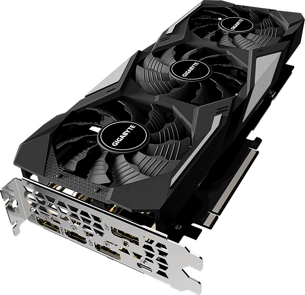 Видеокарта GIGABYTE nVidia GeForce RTX 2080 SUPER (GV-N208SGAMING OC-8GC)