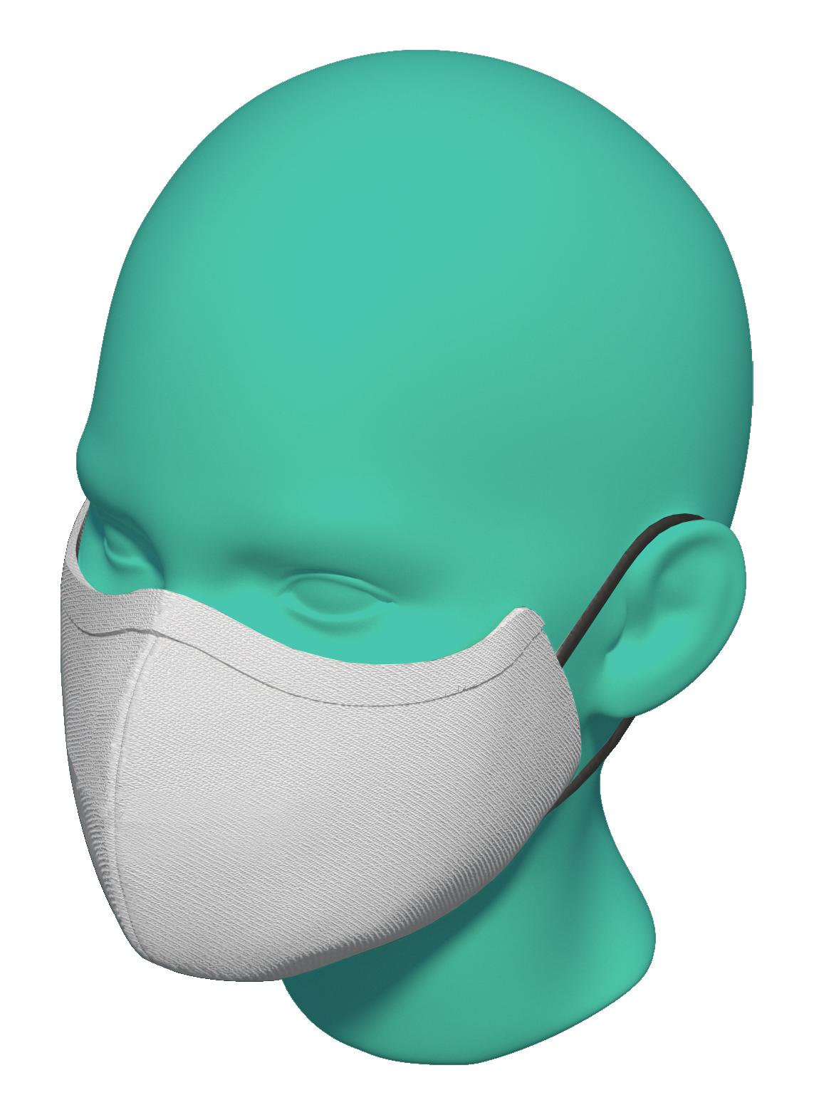 защитная маска для триммера