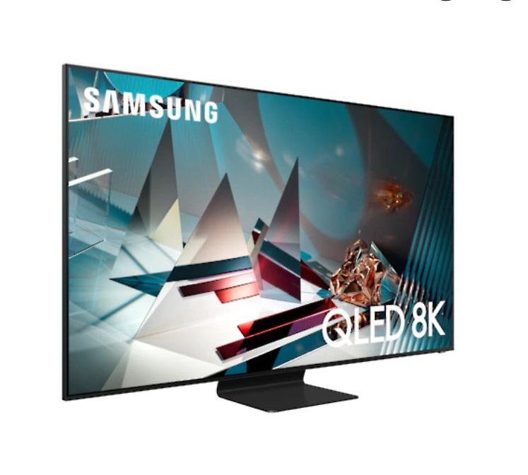 Миниатюра QLED телевизор 8K Ultra HD Samsung QE82Q800TAU №3