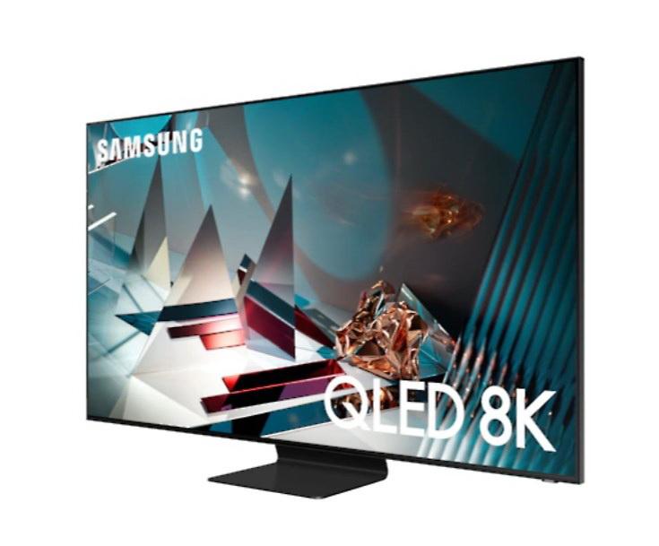 Миниатюра QLED телевизор 8K Ultra HD Samsung QE82Q800TAU №2