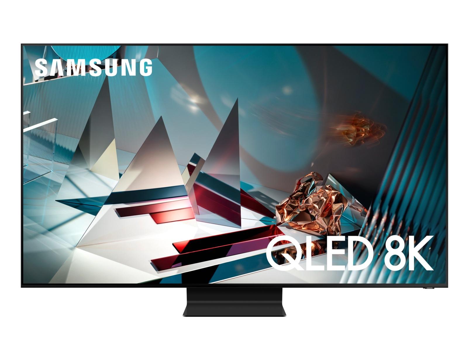 Миниатюра QLED телевизор 8K Ultra HD Samsung QE82Q800TAU №1