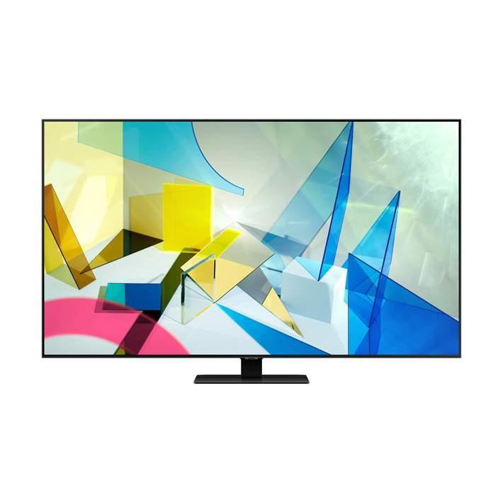 Миниатюра QLED телевизор 4K Ultra HD Samsung QE55Q87TAU №1