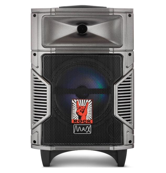 Музыкальный центр MAX Q90 Black/Grey