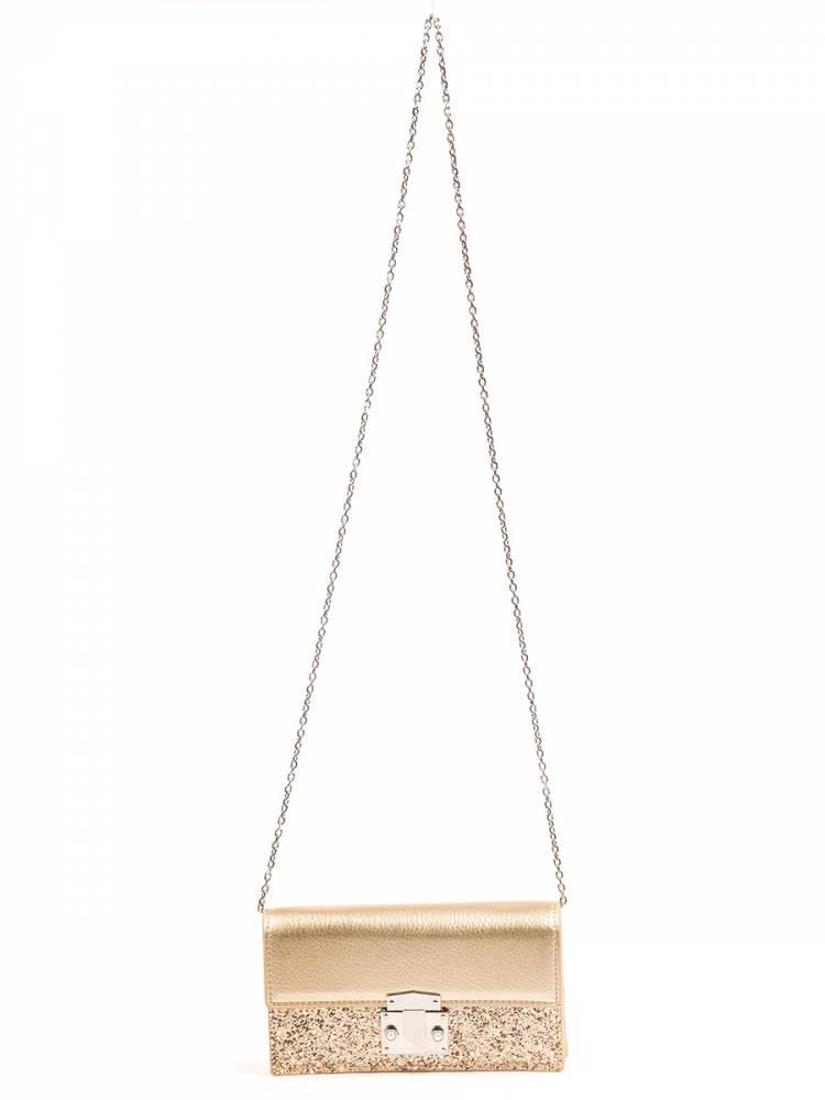 Сумка кросс-боди женская Baggini 18326 золотистая