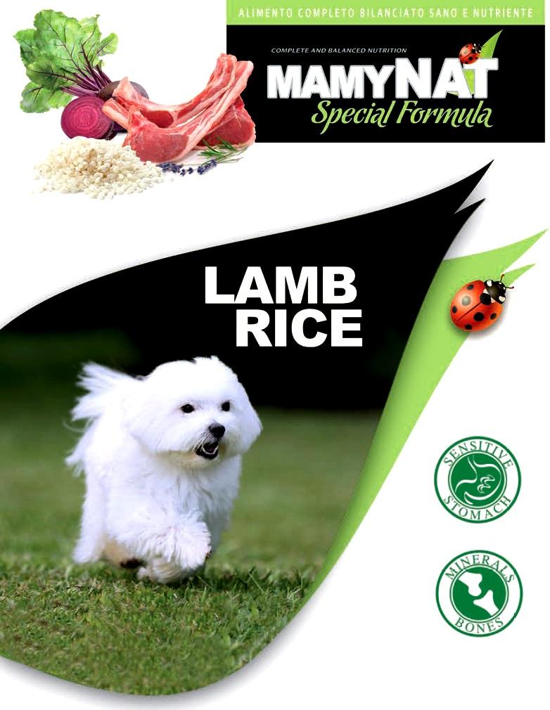 Миниатюра Сухой корм для собак MamyNAT при чувствительном пищеварении, мясо,  20кг №2
