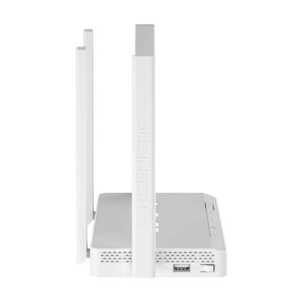Миниатюра Wi-Fi роутер Keenetic Viva (KN-1910) White №6