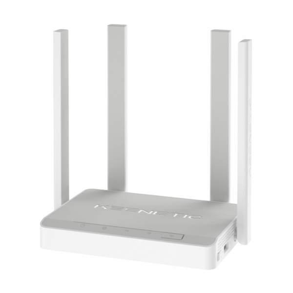 Миниатюра Wi-Fi роутер Keenetic Viva (KN-1910) White №3