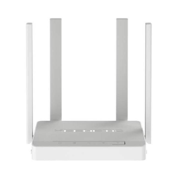 Миниатюра Wi-Fi роутер Keenetic Viva (KN-1910) White №1