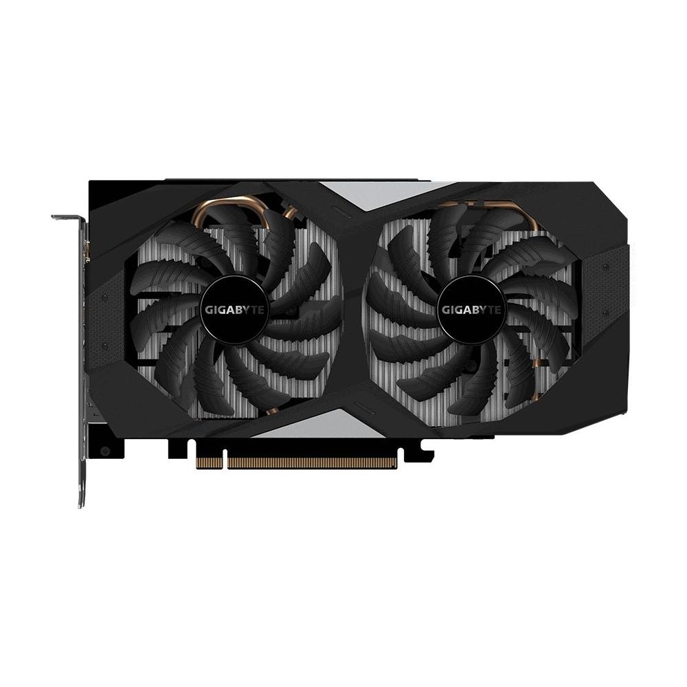 Видеокарта GIGABYTE nVidia GeForce RTX 2060 (GV-N2060OC-6GDV2.0)