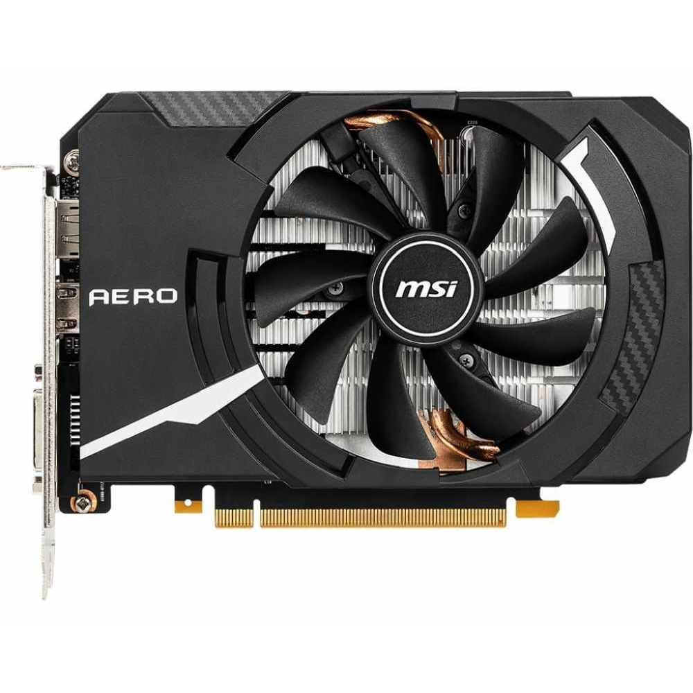 Видеокарта MSI nVidia GeForce GTX 1660 (GTX1660AEROITX6GOC)