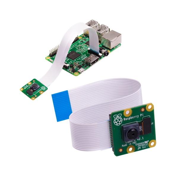 Веб-камера Raspberry Pi Camera Module v2 Retail 913-2664 (RA354)