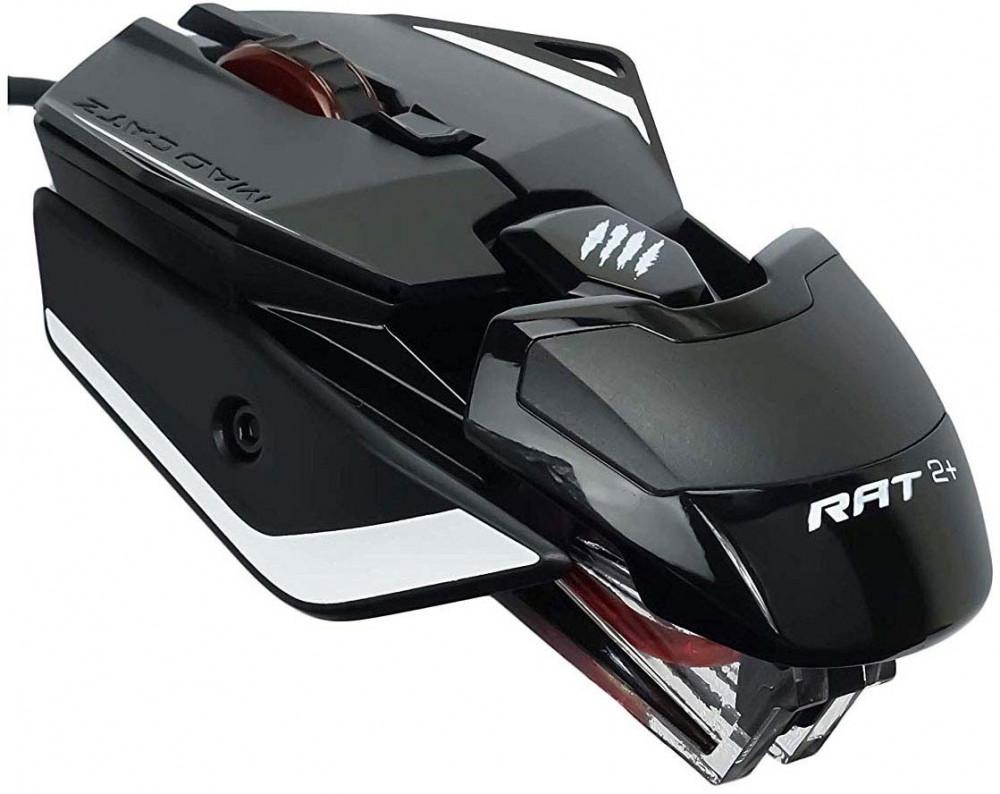 Игровая мышь Mad Catz R.A.T. 2+ Black