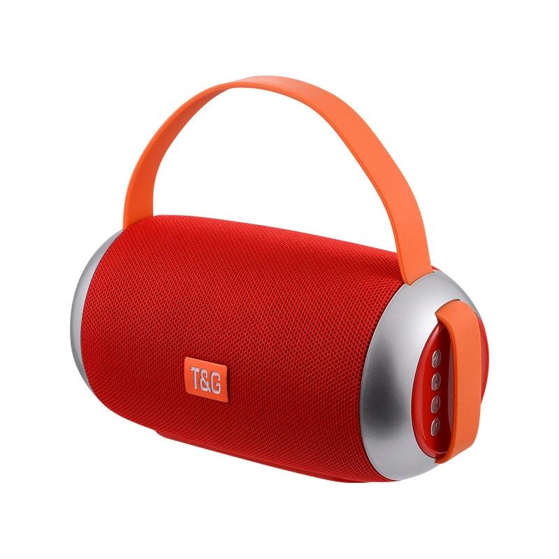Беспроводная акустика T&G TG112 Red