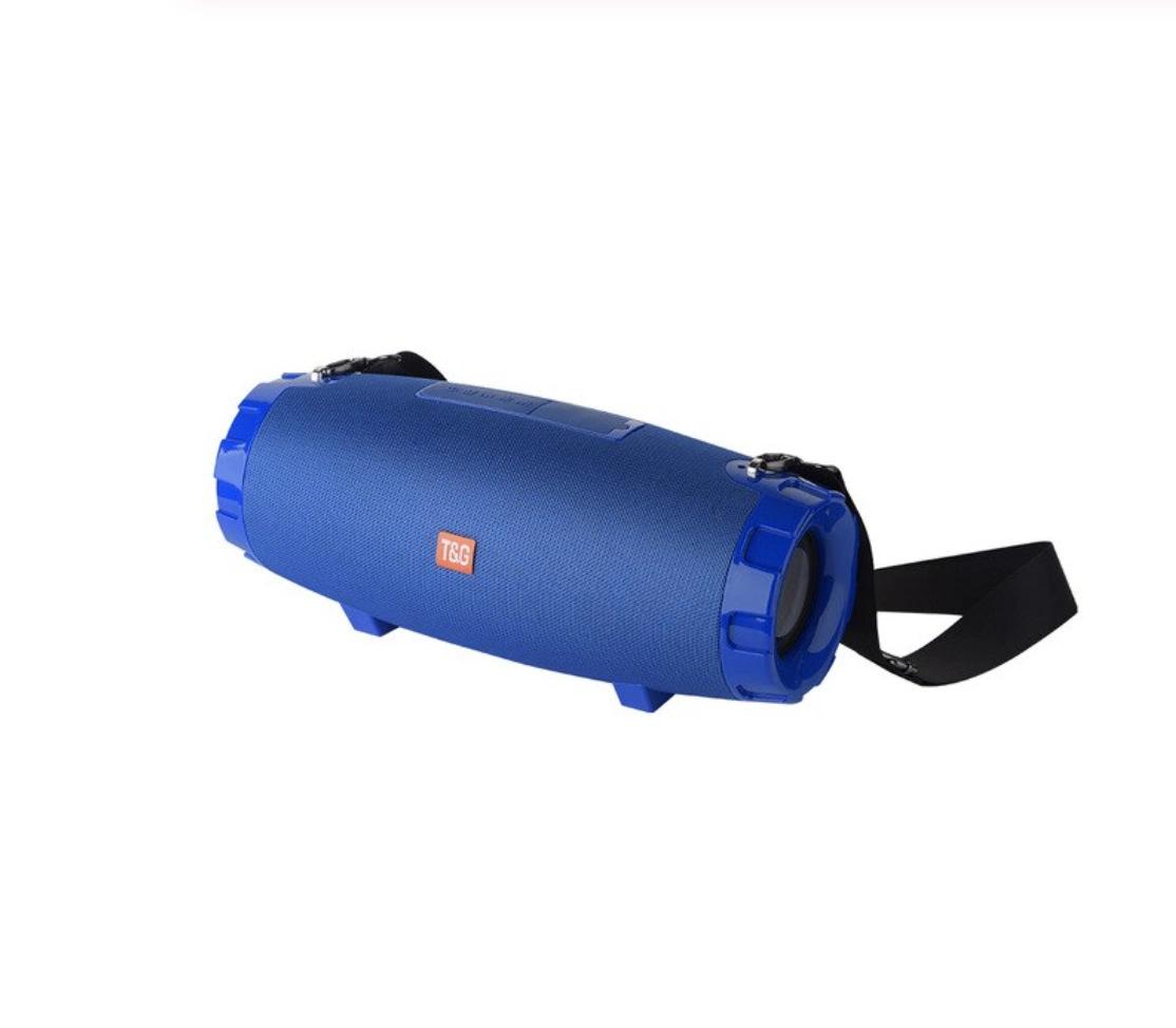 Беспроводная акустика T&G TG526 Blue