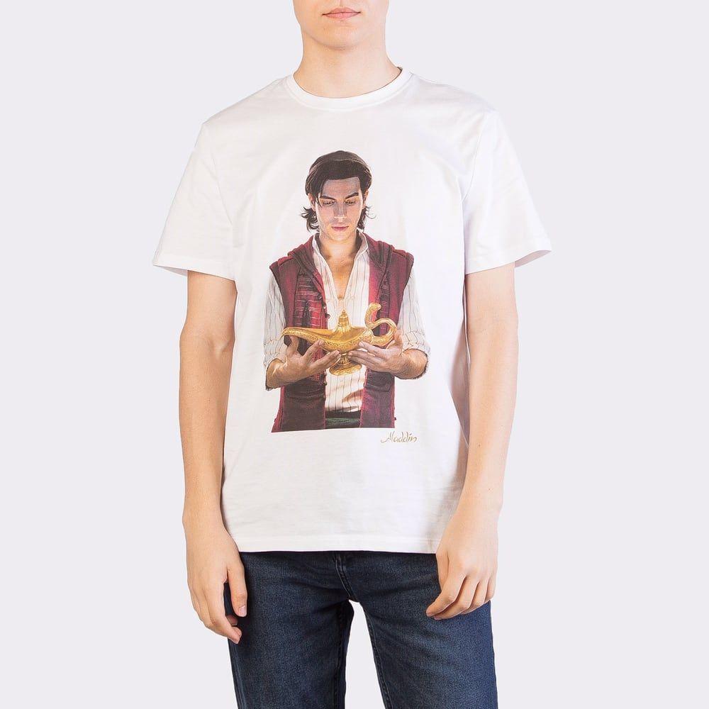 Купить футболка мужская Легендариум Аладдин Аладдин с ...