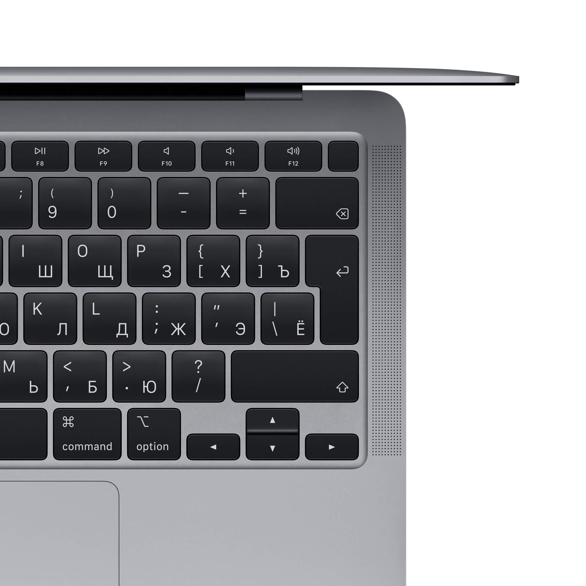 ноутбук Apple MacBook Air 2020 M1/8GB/256GB Space Gray (MGN63RU/A)