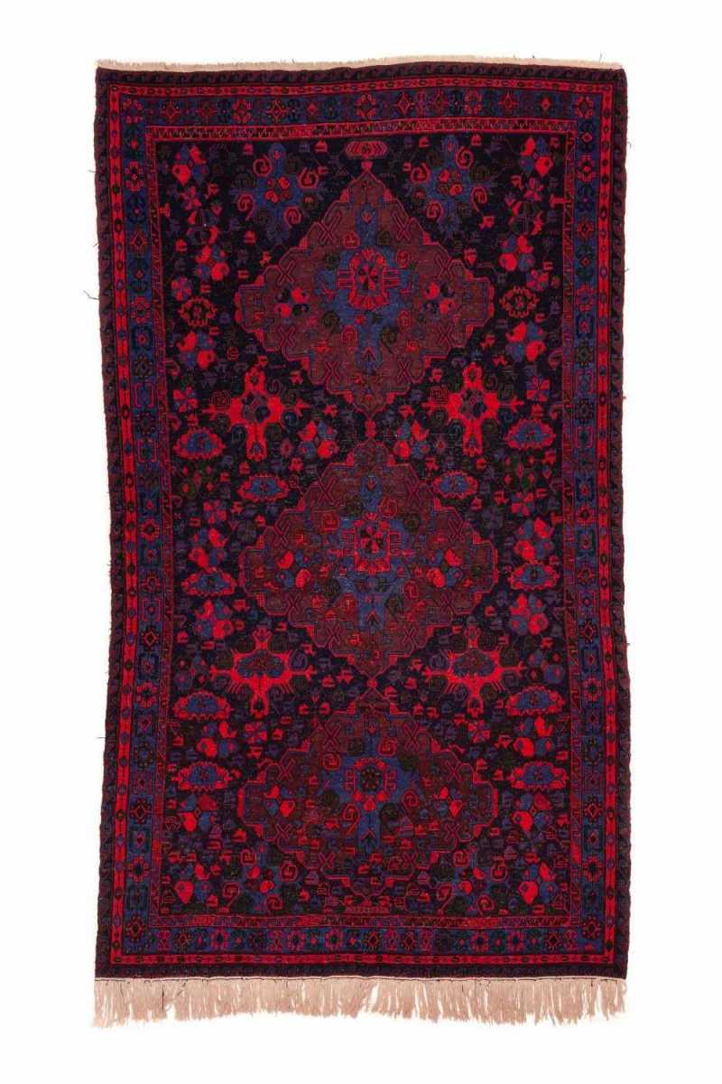 Антикварный Лезгинский Сумах Orazbai Collection «Юнгианские Мотивы»