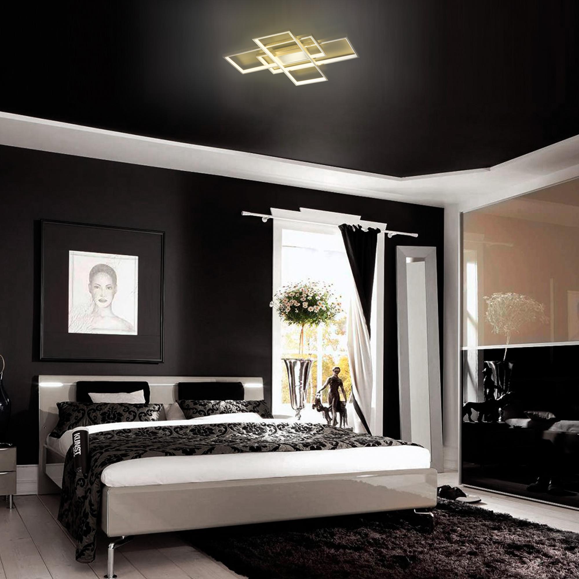спальня в черно белом стиле картинки символистов