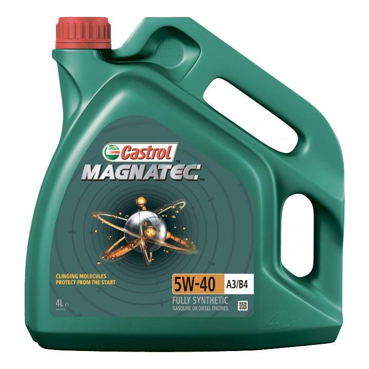 Castrol Magnatec DUALOCK 5W-40 4л