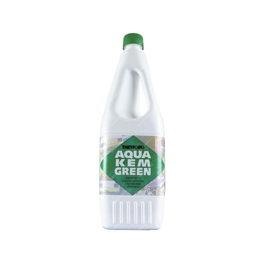 Thetford Жидкость для биотуалетов Thetford Aqua Kem Green для нижнего бака зелёная 1.5л