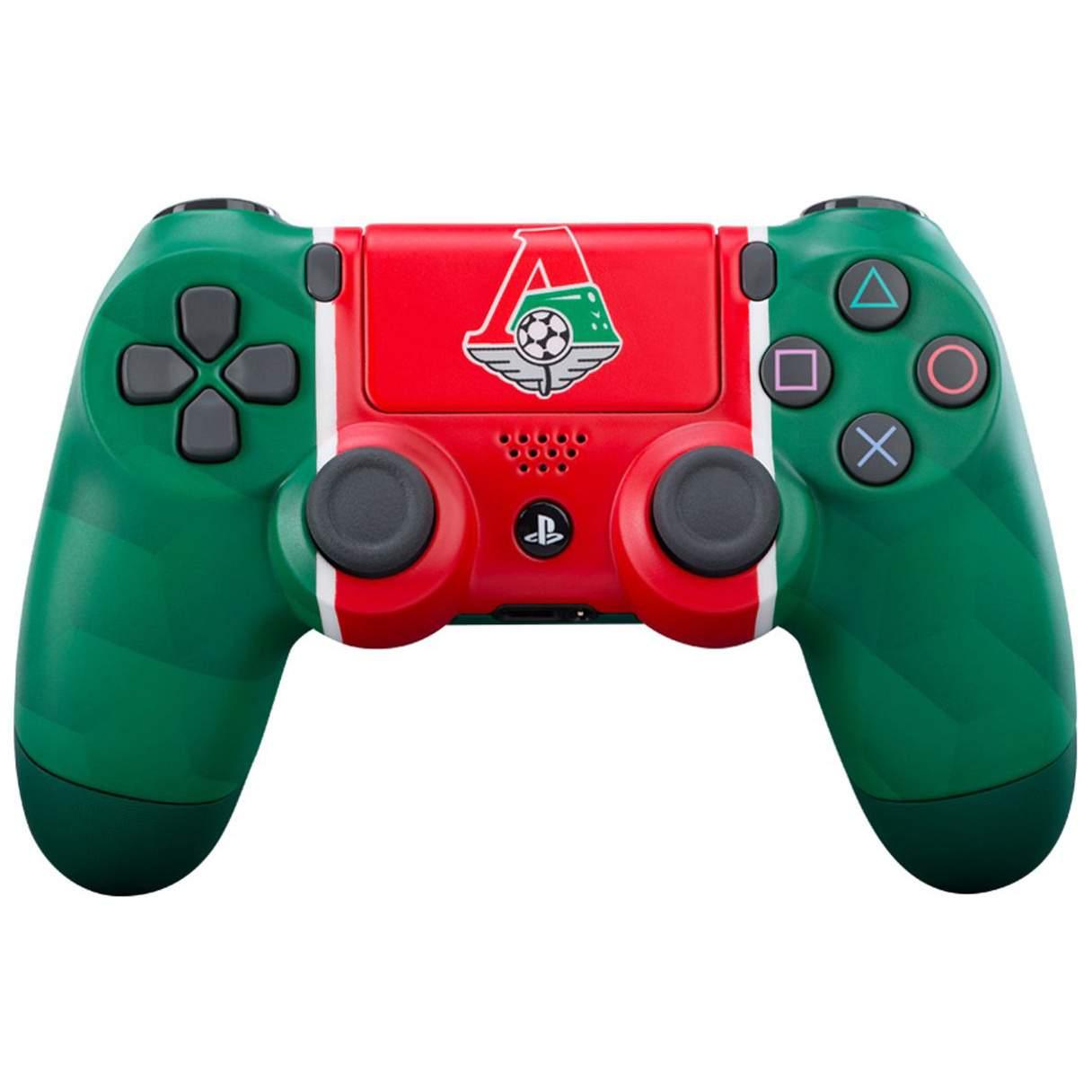 Геймпад Sony PlayStation Dualshock 4 Локомотив Чемпионский экспресс