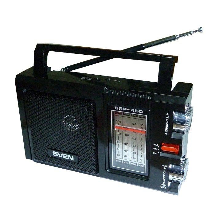 Радиоприёмник Sven SRP-450