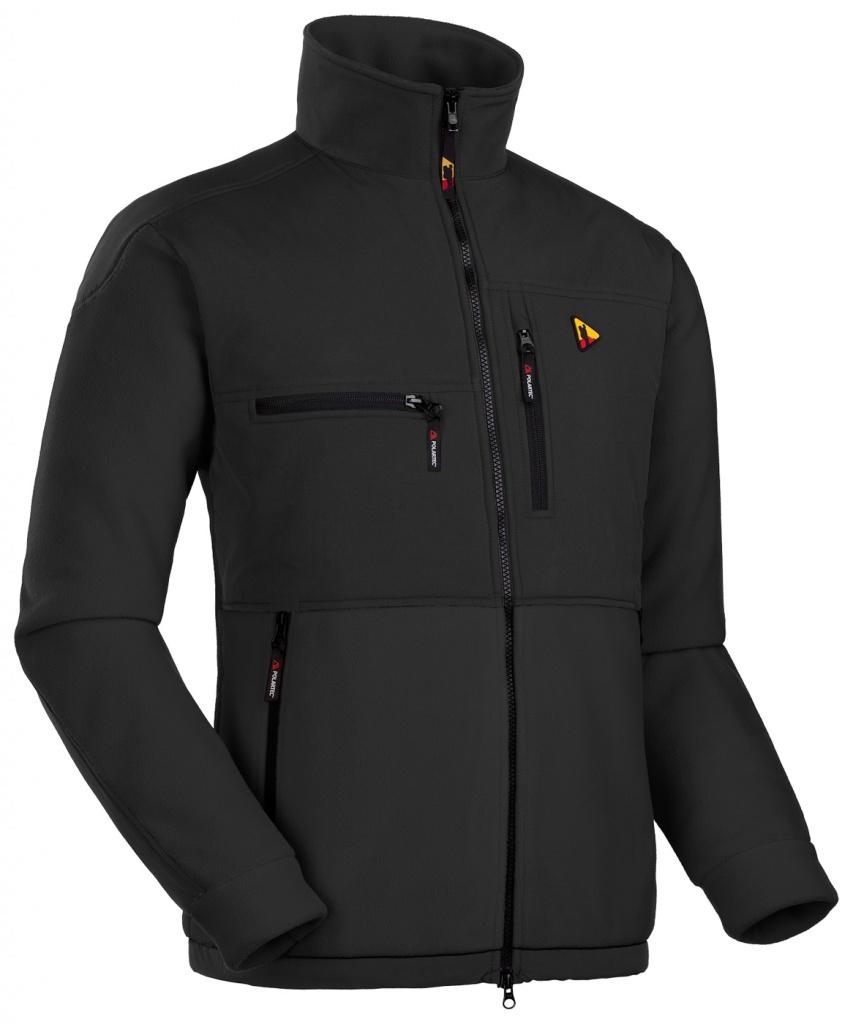 Куртка мужская Bask Stewart V2, черная, S INT