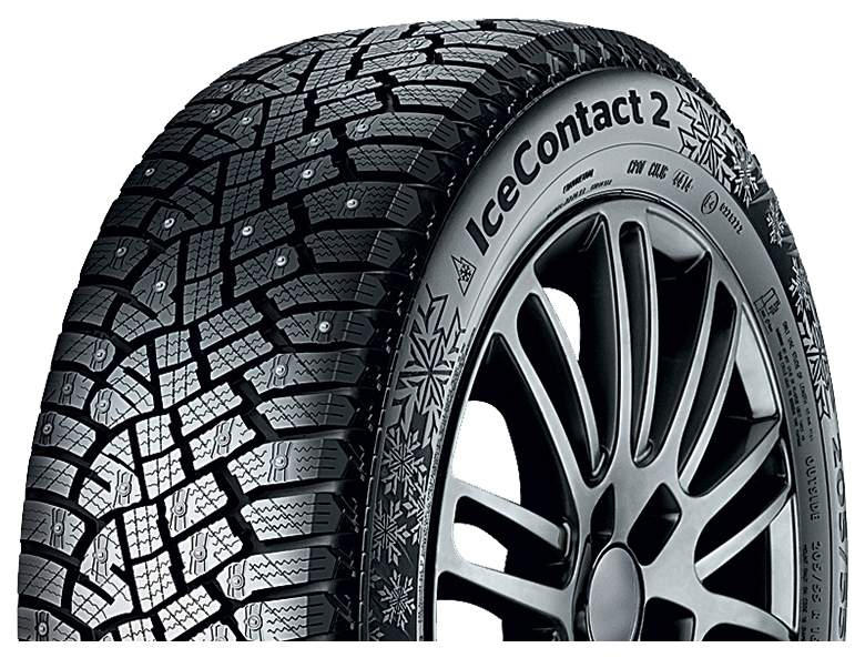 Шины Continental IceContact 2 205/55 R16 KD 91T SSR