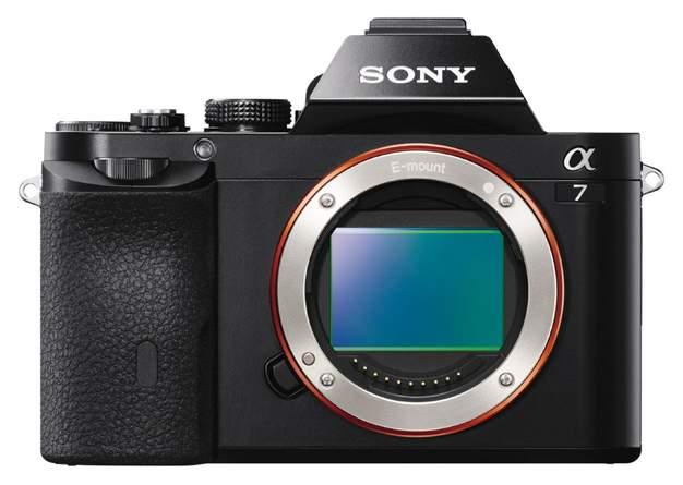 Фотоаппарат цифровой Sony Alpha A7 Body Black