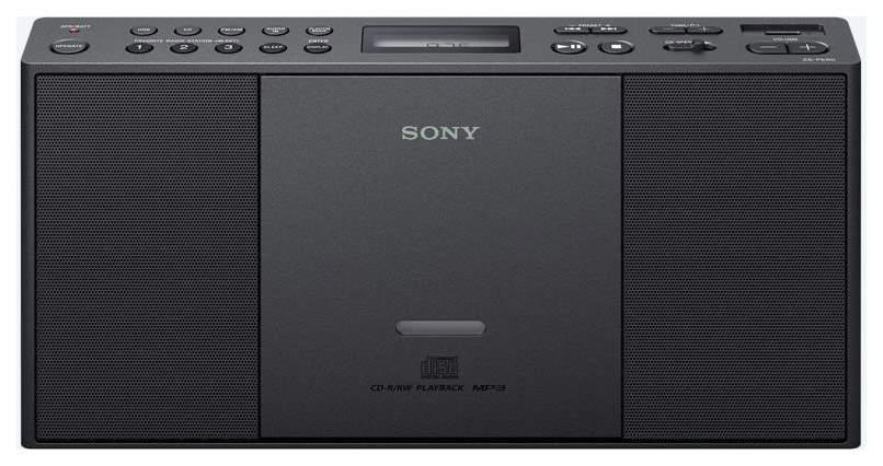 Магнитола Sony ZS-PE60 Черный