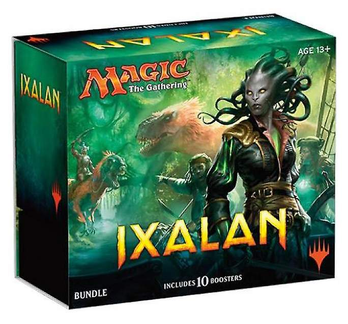 Настольная игра Wizards of the Coast Magic. Ixalan: Bundle