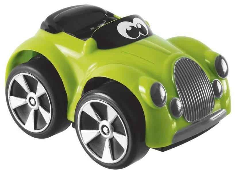 Мини-машинка Chicco Turbo Touch Gerry Зеленый