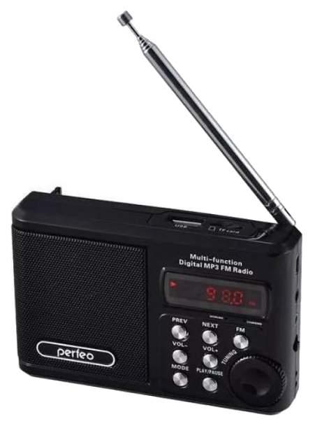Радиоприемник Perfeo Sound Ranger PF-SV922 Чёрный