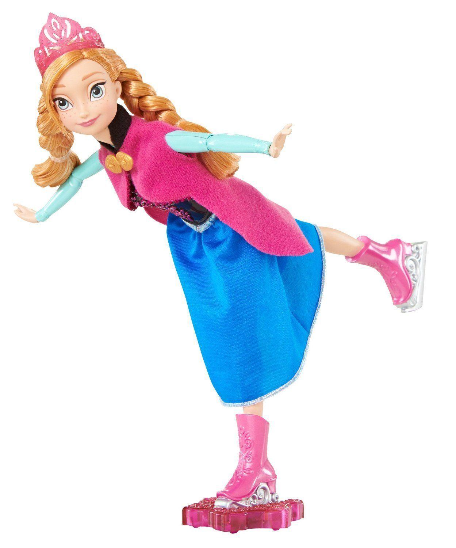 Кукла Disney Анна Холодное Сердце, на коньках CBC62