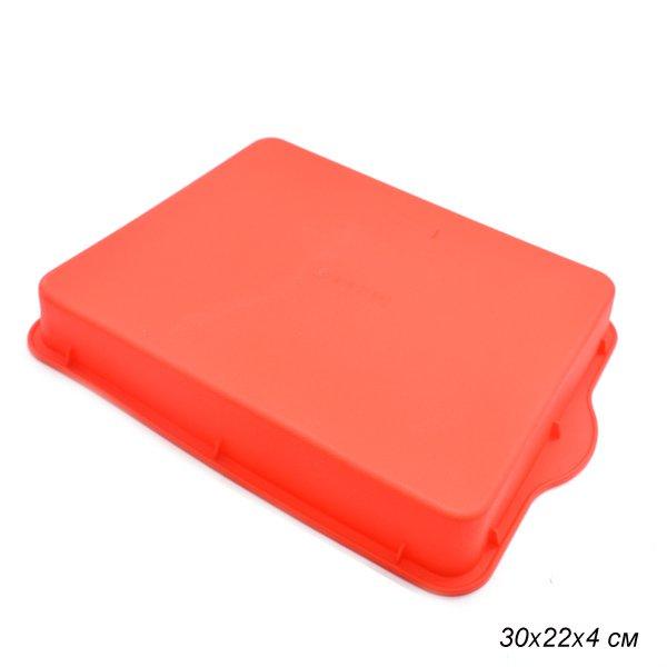 Форма для выпечки силиконовая Прямоугольник Сима-ленд 591932
