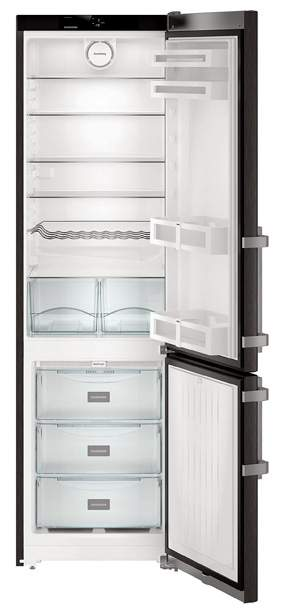 Холодильник LIEBHERR CNBS 4015-20 Grey/Black