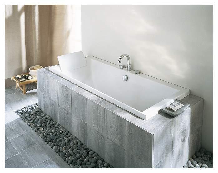 Акриловая ванна Jacob Delafon Evok E60269RU-00 180х80 без гидромассажа