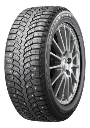 Шины Bridgestone Blizzak Spike-01 285/60 R18 116T