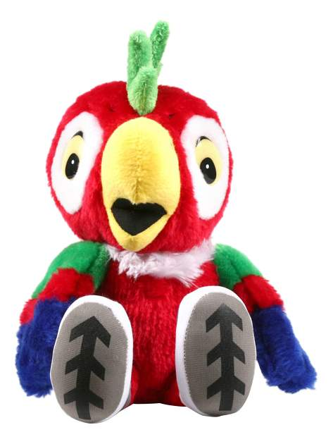 Мягкая игрушка Мульти-Пульти Попугай кеша в кроссовках озвученный v36282/18as17
