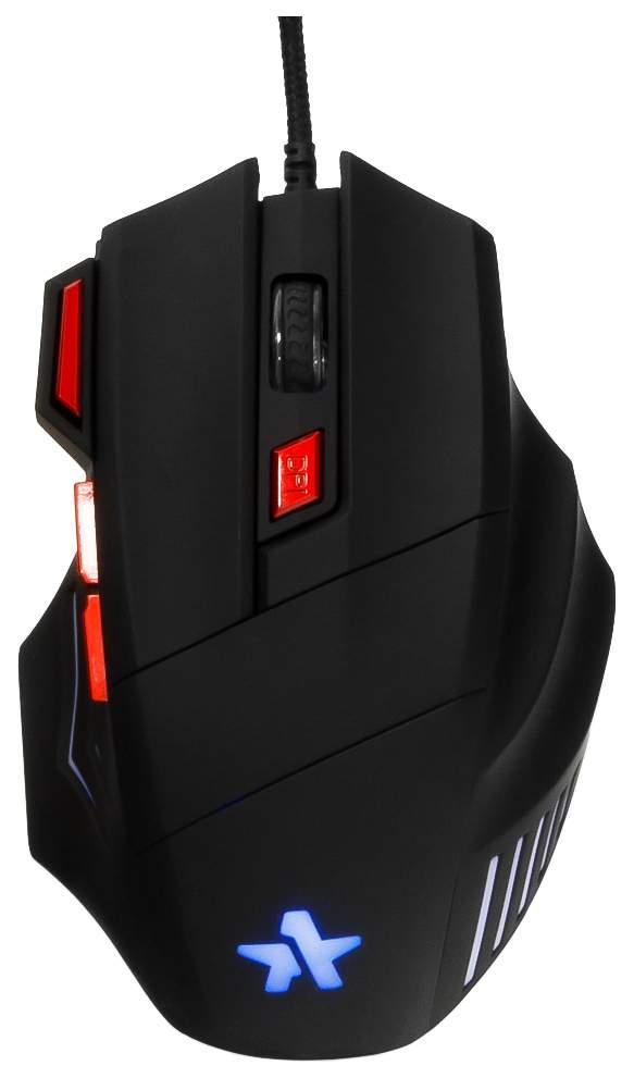 Игровая мышь Гарнизон GM 720G Хара Black