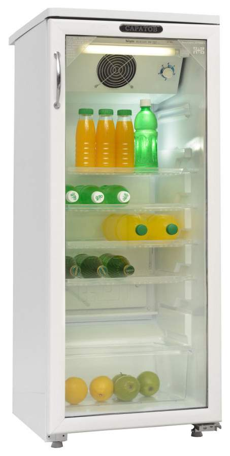 Холодильная витрина Саратов 501 КШ-160 Белый