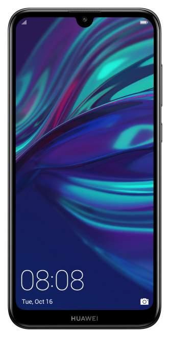 Смартфон Huawei Y7 (2019) 32Gb Black