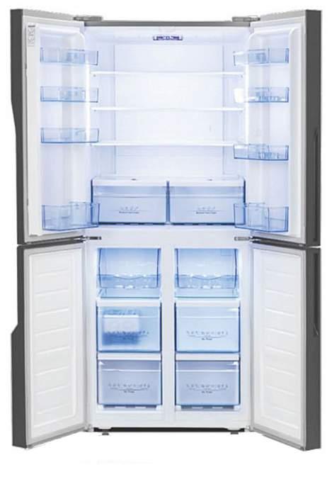 Холодильник HISENSE RQ 56 WC4SAB Black