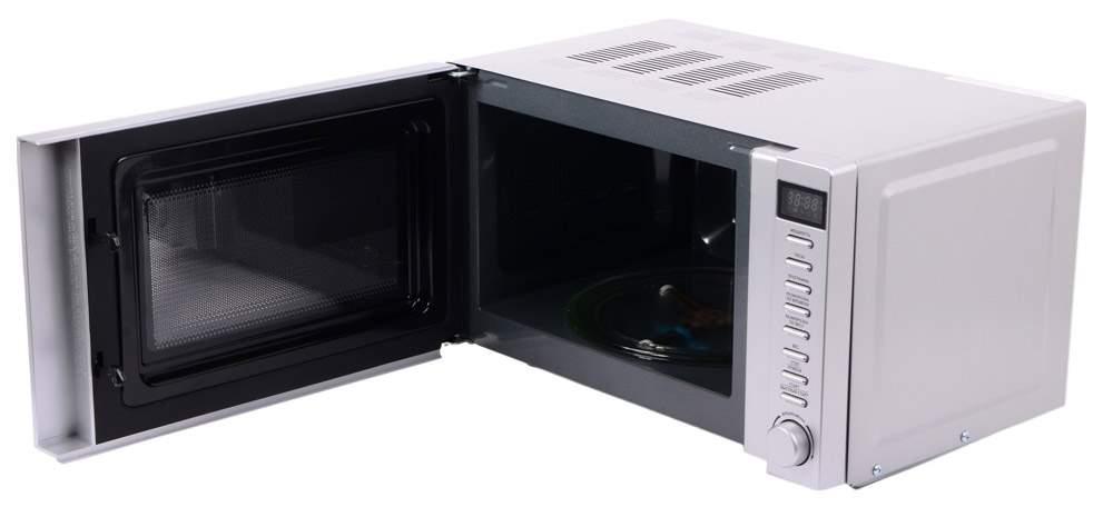 Микроволновая печь соло BBK 20MWS-721T/BS-M silver/black