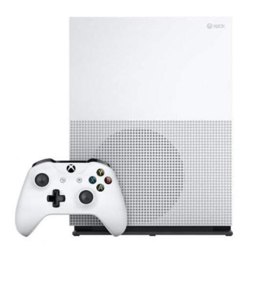 Игровая приставка Microsoft Xbox One S White (234-00357-2G)